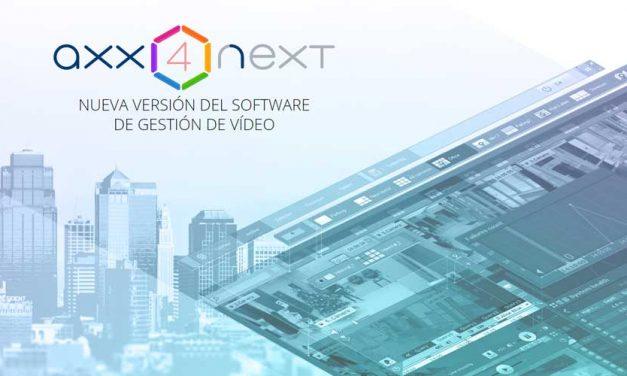 Axxon Next: El nuevo e innovador software de gestión de vídeo (VMS)