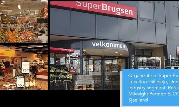 Seguridad integral para la tienda de alimentos más grande de Dinamarca